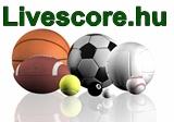 Livescore service, élő eredmények, gólok, foci eredmények